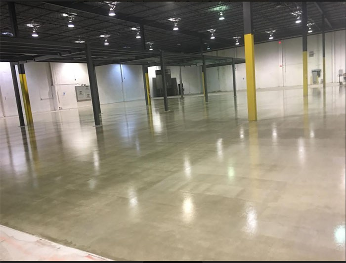 Denver CO Polished Concrete